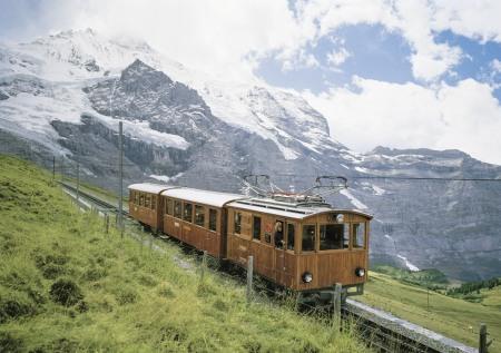 Eiger Ambassador Express - Mit dem Nostalgiezug zum Top of Europe