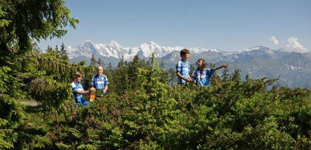 NEU! Kinder-OL am Niederhorn - Luchs- und Hasen-Trail!