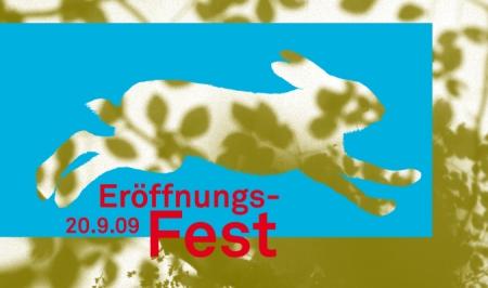 Grosses Eröffnungsfest des Wildnispark Zürich