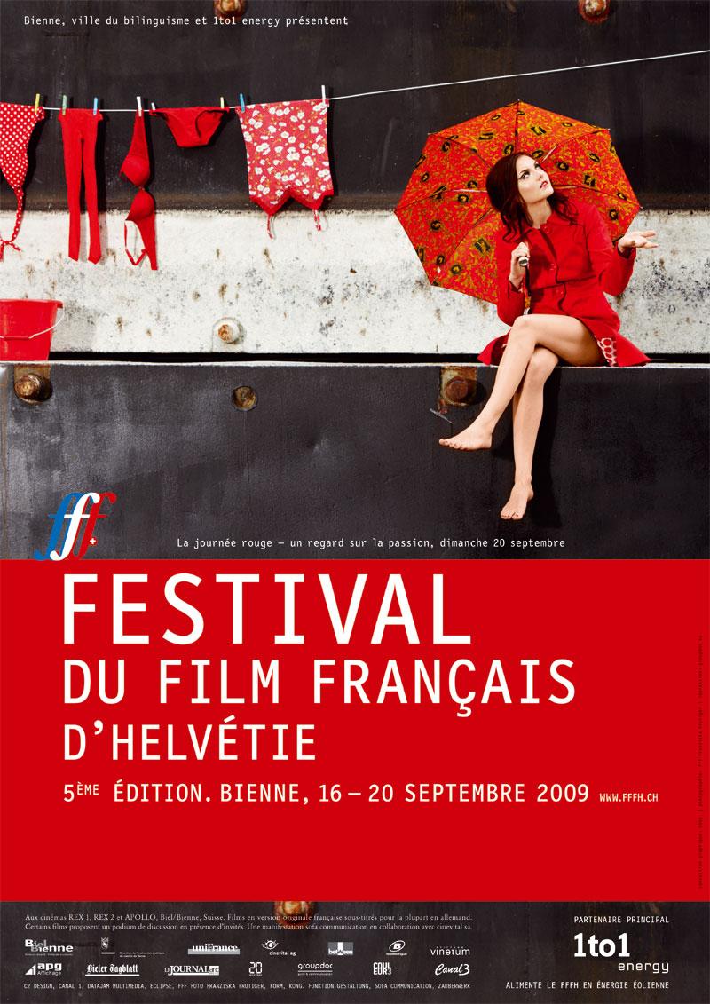 5. Ausgabe des Festival du Film Français d'Helvétie