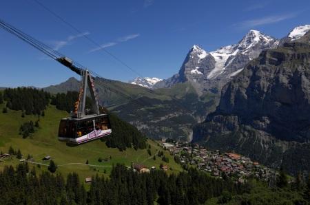 Schilthorn – Beste Sicht auf Eiger, Mönch und Jungfrau!
