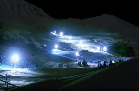 Ihre exklusive Nacht am Berg - mit eigener Piste