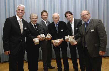 """""""MILESTONE. Tourismuspreis Schweiz"""" zum zehnten Mal verliehen"""