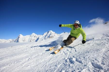 Mürren – Schilthorn: Das höchstgelegene Skigebiet im Berner Oberland