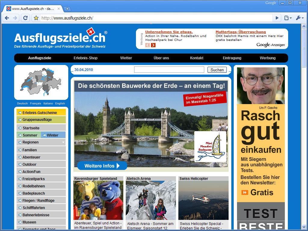 tourismus deutschland ausflugsziele news pressemitteilungen und nachrichten. Black Bedroom Furniture Sets. Home Design Ideas