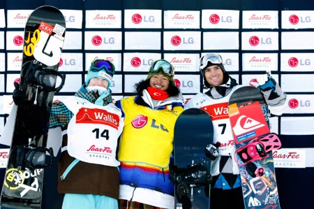 LG Snowboard FIS Weltcup & FIS Snowboard Europacup in Saas-Fee
