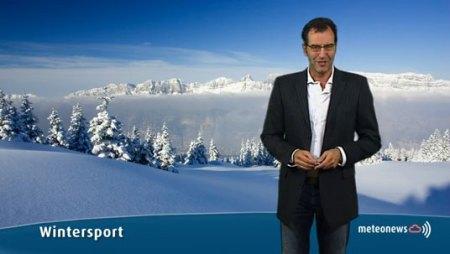 Piste Gut! MeteoNews lanciert den Wintersportbericht auf meteonews.tv