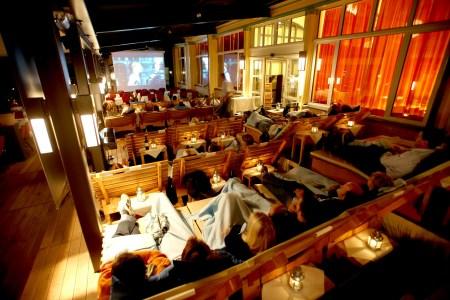 Kino, Fondue inkl. Panorama auf dem Uetliberg