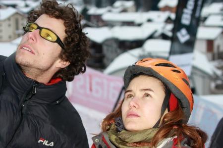 Eisklettern, Skitouren-Rennen und