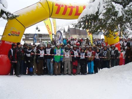 Die Schlittel-Trophy startet wieder in Engelberg-Titlis