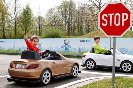 Spieleland startet in die Saison mit MobileKids-Verkehrsschule und Genius Wissens-Pavillons