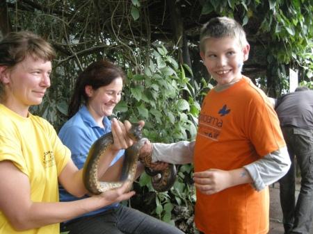 Eine Traumnacht im Zoo : Ein grosser Erfolg für die zweite Auflage !
