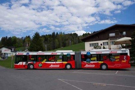 Atzmännig-Bus ab heute in der Region unterwegs