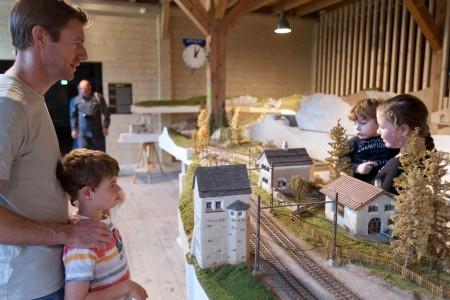 Das Bahnmuseum Albula ist ein Erfolg