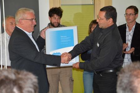 Die Gemeinden im Surses feierten die Auszeichnung mit dem Energiestadt-Label
