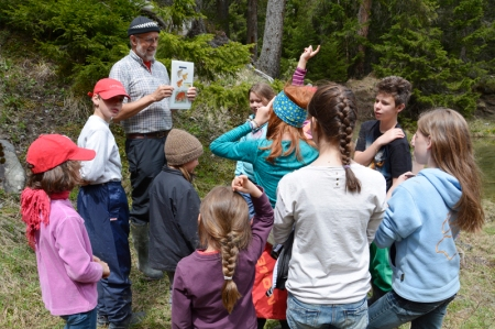 Amphibientag Bergün Filisur, 12. Mai 2014