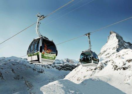 Für saubere Pisten in Zermatt – Anti-Littering Kampagne mit der Pocketbox