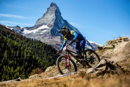 """Erfolgreiches Bike-Festival """"Traillove"""" in Zermatt"""