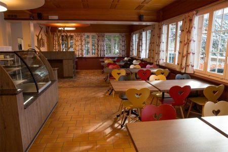 PILATUS-BAHNEN - Restaurant Krienseregg sanft renoviert